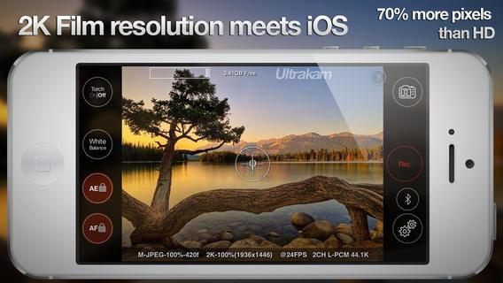Iphone 5s приложения для камеры