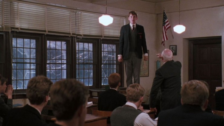 dead poets society the value of professor keatings teaching Mr keating knows how boys learn at this stage and so uses his unorthodox teaching to tap into their new found ways of thinking and encourage a particular group of boys to reconvene the dead poets society, which he had established when he was their age impressions from the film i thoroughly enjoyed this film, it got me excited to start teaching mr.