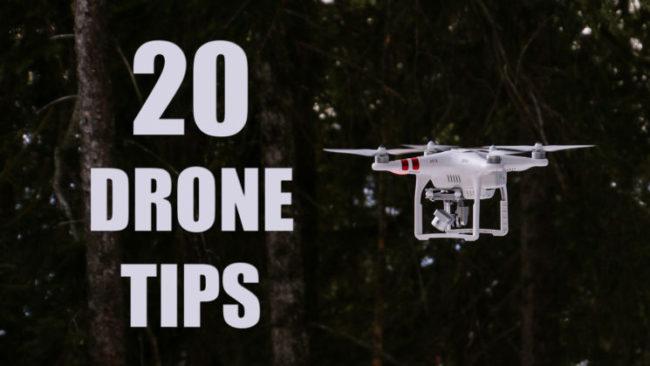 5 советов по съёмке с помощью квадрокоптера защита объектива жесткая mavik по сниженной цене
